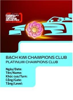 Biểu tượng văn hóa Việt trên tấm vé F1 - 3
