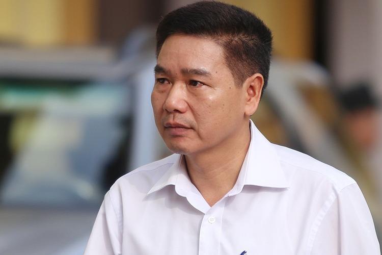Bị can Trần Xuân Yến. Ảnh: Phạm Dự.
