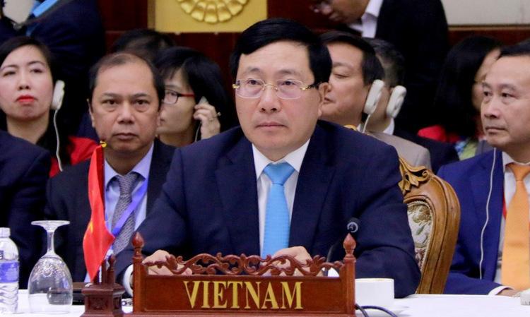 Việt Nam kêu gọi ASEAN hợp tác đối phó nCoV