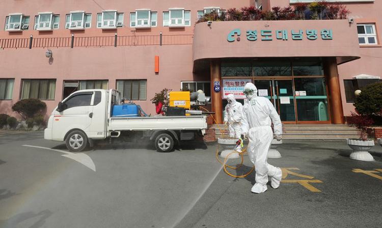 Việt Nam khuyến cáo công dân không đến vùng dịch tại Hàn Quốc - ảnh 1