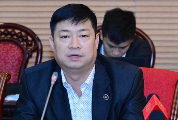 Thượng tá Lê Đức Trường (Cục Cảnh sát điều tra tội phạm về tham nhũng, kinh tế, buôn lậu. Ảnh: HT