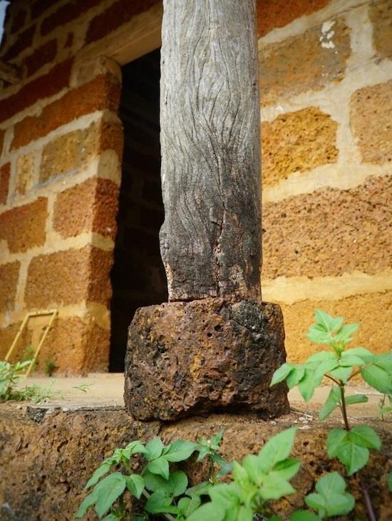 Kiến trúc đá ong
