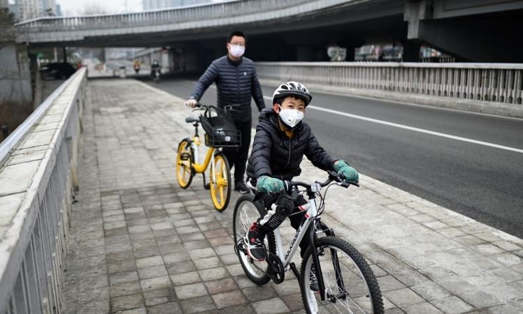 Số ca nhiễm nCoV ở Bắc Kinh tăng nhanh - ảnh 1