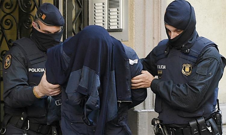 Tây Ban Nha bắt công dân Nga - ảnh 1