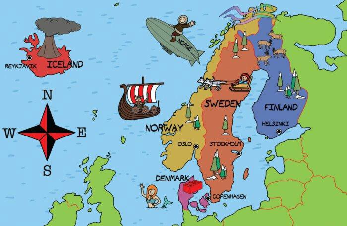 Học tiếng Anh như người Bắc Âu -