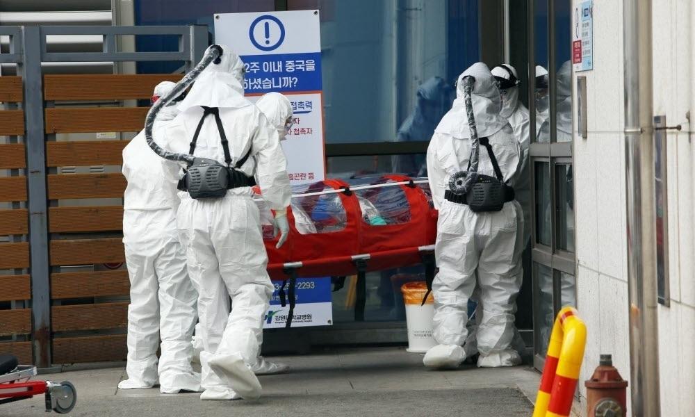Thêm 87 ca nhiễm virus corona ở Hàn Quốc -