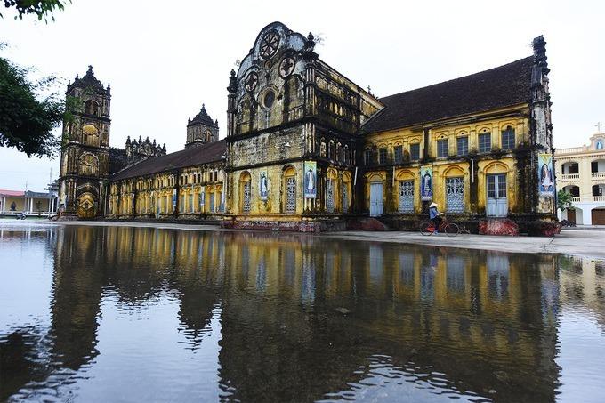 Nhà thờ Bùi Chu được dự kiến xây mới như thế nào? -