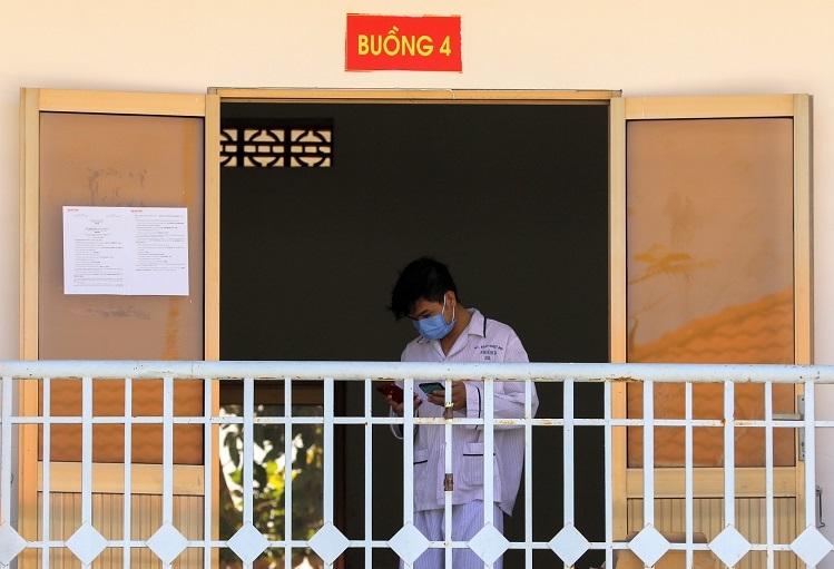 Tính đến ngày 20/2 đã có 28 người được cách ly tại bệnh viện dã chiến. Đối tượng được đưa vào cách là người đến từ hoặc đi qua tỉnh Hồ Bắc, Trung Quốc nhập cảnh vào Việt Nam; người Việt Nam về từ Trung Quốc, có địa chỉ lưu trú ở các tỉnh, thành phố khác, trong thời gian chờ chuyển về địa; người Việt Nam về từ Trung Quốc theo đoàn.