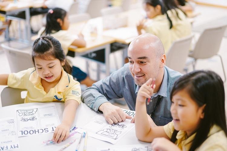 Chương trình trở thành công dân toàn cầu tại trường AISVN - ảnh 3