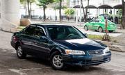 Toyota Camry 1998 - bieu tuong ben bi voi khach Viet