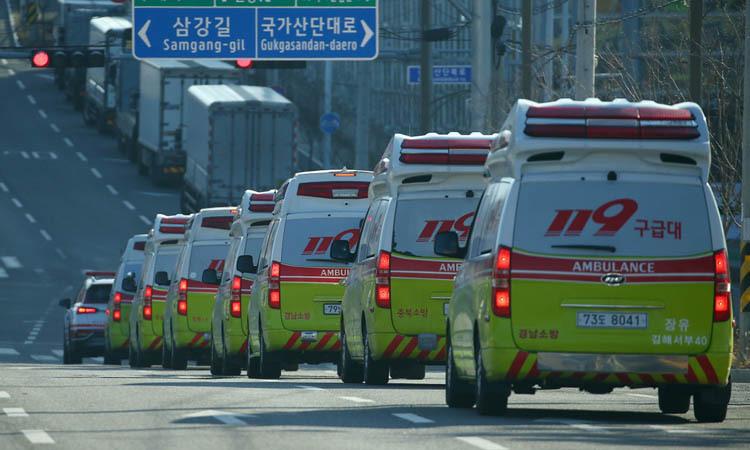 Chuyên gia cảnh báo Covid-19 chưa đạt đỉnh ở Hàn Quốc - ảnh 1