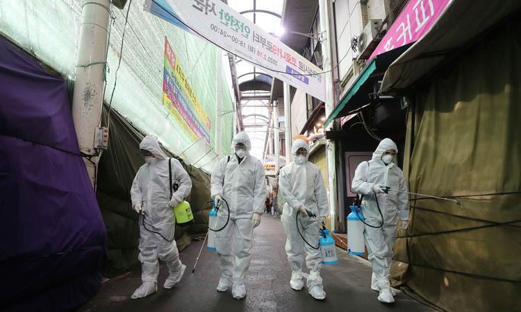 Chuyên gia cảnh báo Covid-19 chưa đạt đỉnh ở Hàn Quốc - ảnh 2
