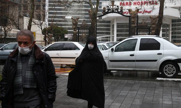 Ổ dịch Iran đe dọa Trung Đông - ảnh 1