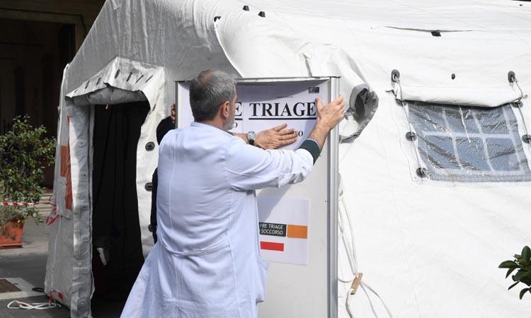 Số ca nhiễm virus corona ở Italy vượt 300 - ảnh 1
