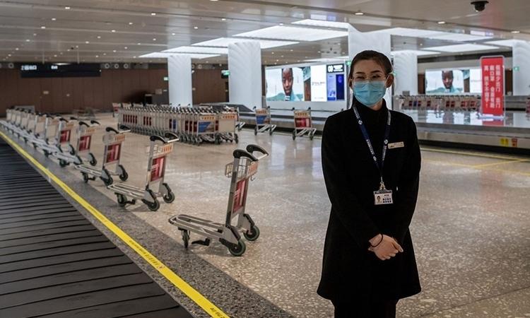 Bắc Kinh cách ly người đến từ vùng dịch -