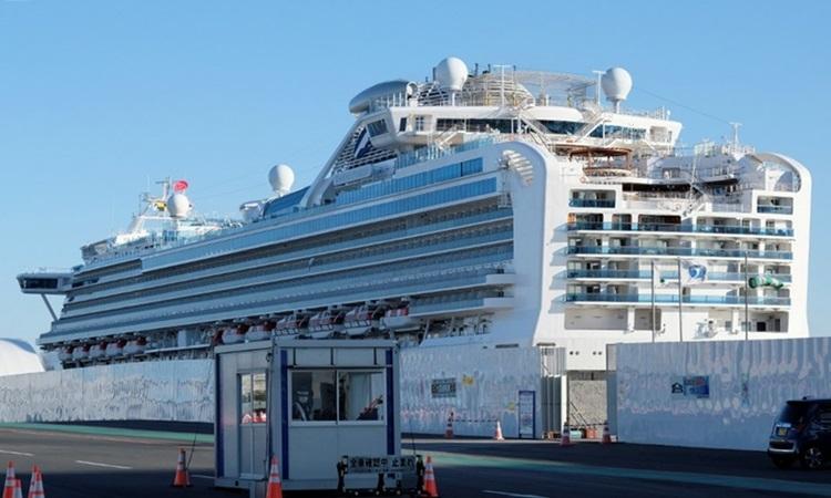 Nhật sai lầm trong cách ly tàu Diamond Princess - ảnh 1