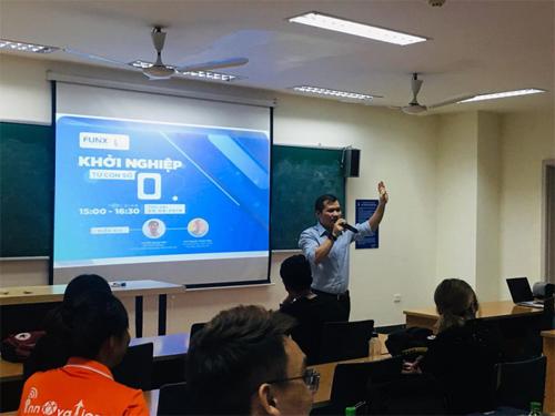 Sinh viên ĐH Thăng Long học trực tuyến chuyển đổi tại FUNiX - ảnh 2