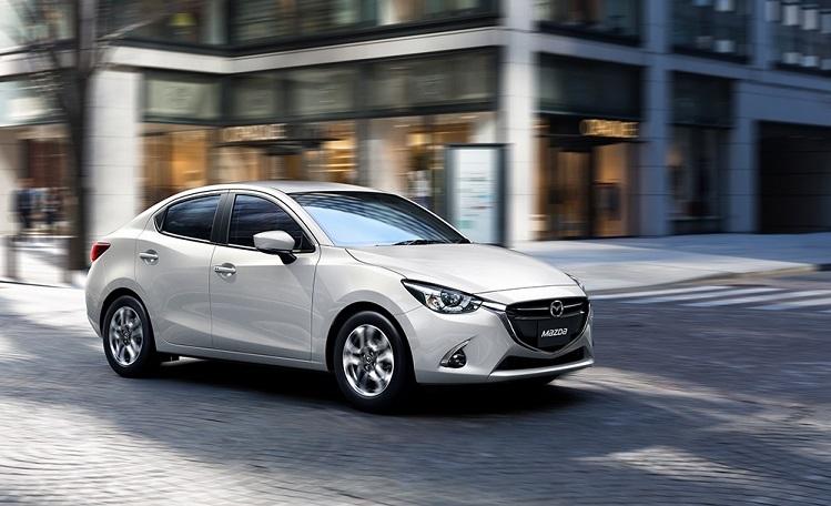 Mazda2 - xe tam gia 500 trieu nhieu tinh nang