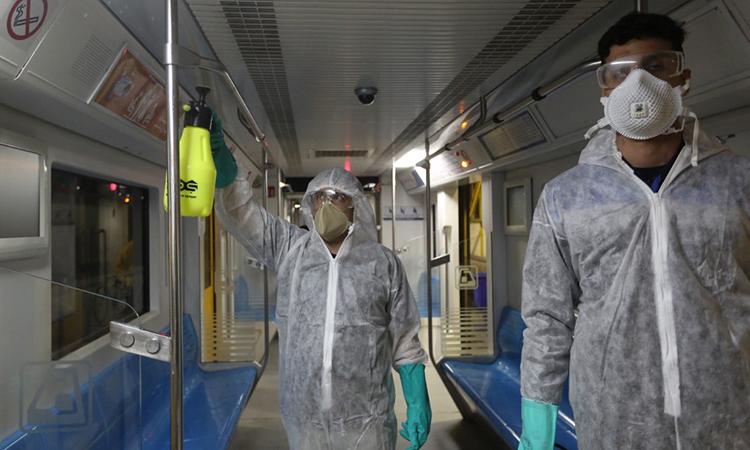 Số người chết do nCoV tại Iran tăng lên 34