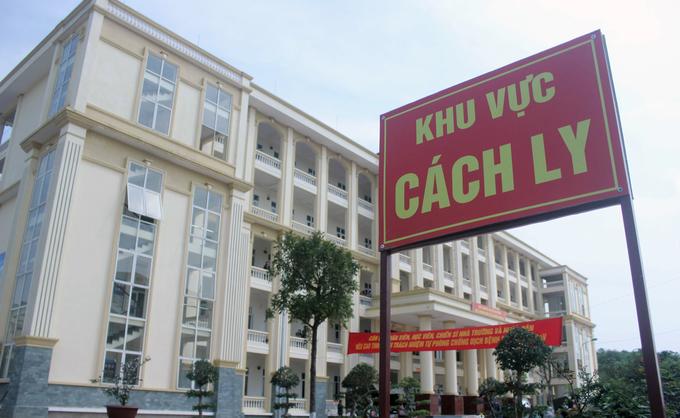 Khu cách ly hơn 700 người ở Hà Nội