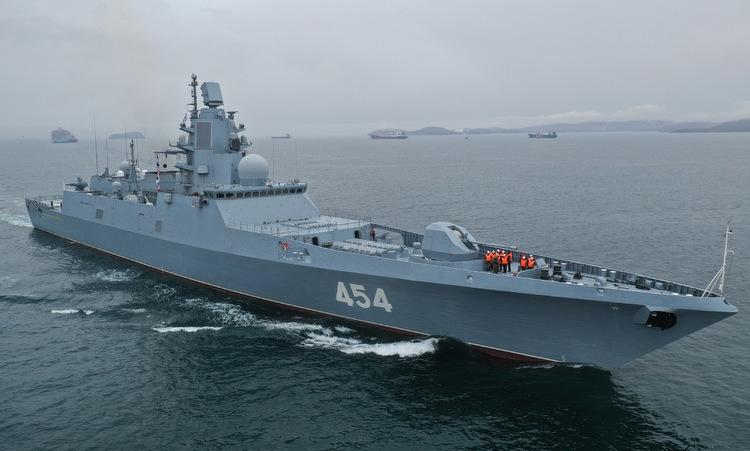 Chiến hạm Nga lần đầu phóng tên lửa siêu vượt âm - ảnh 1