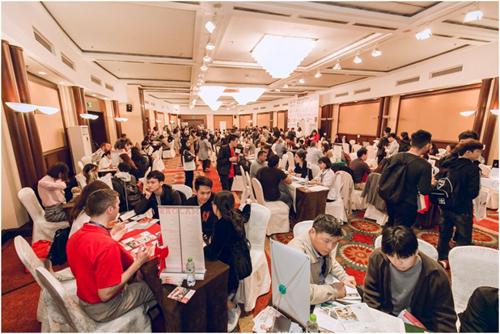 Các sự kiện do ISC-UKEAS tổ chức thu hút nhiều học sinh tham gia.