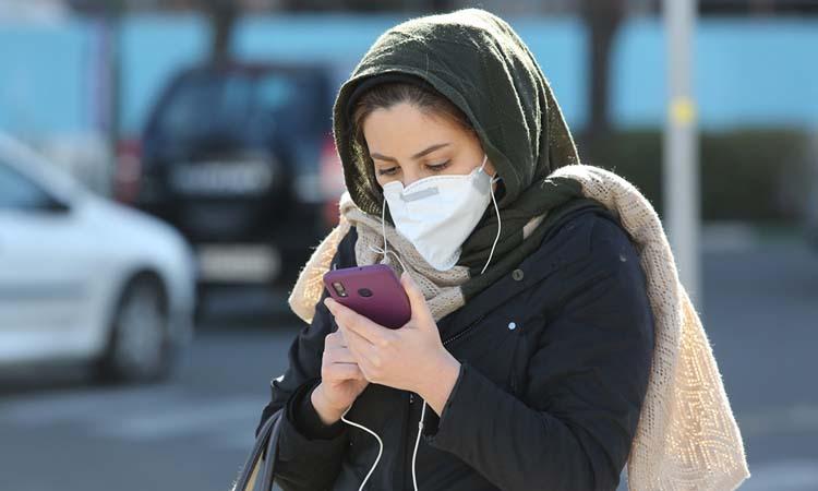 nCoV phủ bóng đen cuộc sống người dân Iran - ảnh 1