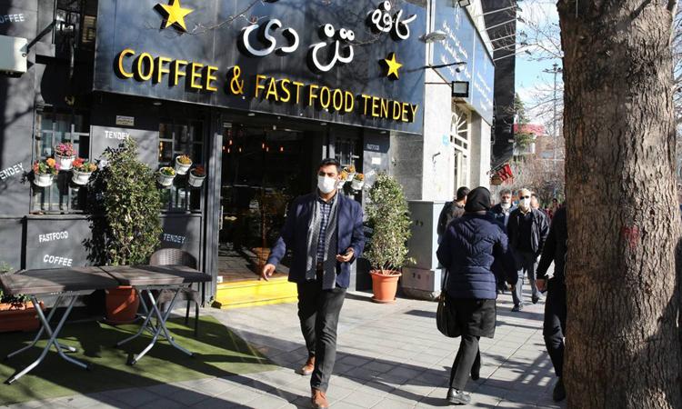 nCoV phủ bóng đen cuộc sống người dân Iran - ảnh 2