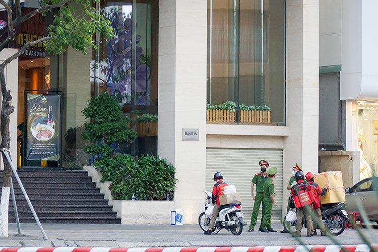 Hành trình 2 du khách nhiễm nCoV tại Đà Nẵng