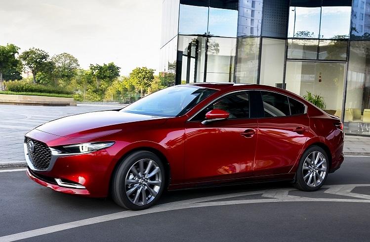 Mazda3 mới có thiết kế lấy cảm hứng từ ngôn ngữ Kodo.