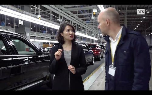 bà Vân Anh, Phó Tổng giám đốc VinFast