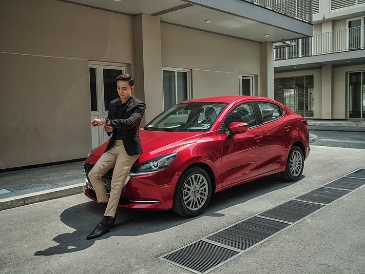 Xe Mazda2 2020.