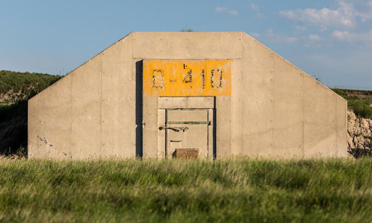 Một boongke của công ty Vivos Group ở Nam Dakota, Mỹ. Ảnh: Vivos Group.