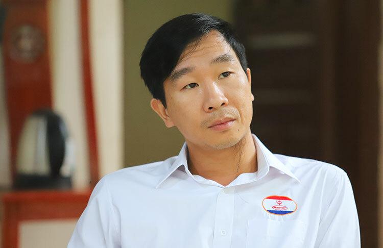 Anh Nguyễn Xuân Phúc. Ảnh: Đức Hùng