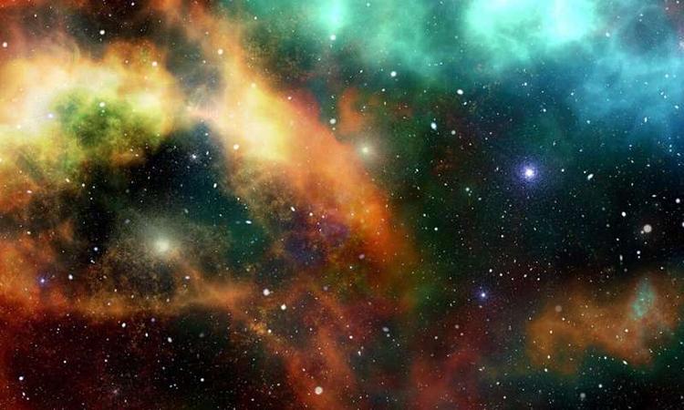 Xung ánh sáng phát ra từ sao lùn trắng được chụp bởi máy ảnh tốc độ cao HiPERCAM. Ảnh: Phys.