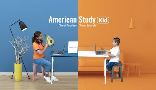 Một buổi học một kèm một tại American Study.
