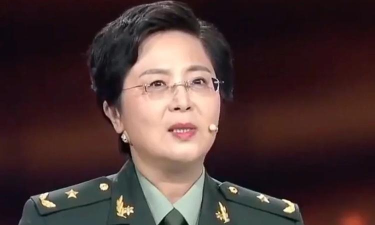 Thiếu tướng Chen Wei. Ảnh: SCMP.