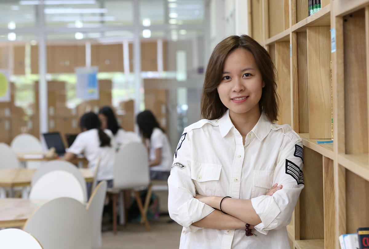 Thạc sĩ Nguyễn Thanh An. Ảnh: Lại Phúc.