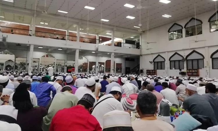 Ban tổ chức lễ cầu nguyện Malaysia không ngờ nCoV lây lan - ảnh 1