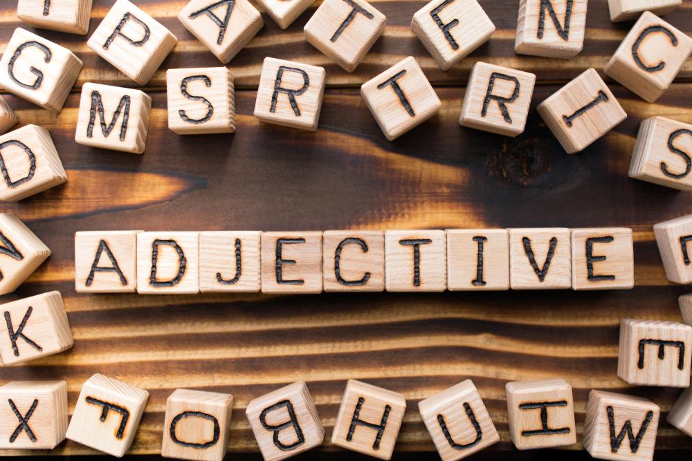 Bài tập về cụm tính từ trong tiếng Anh
