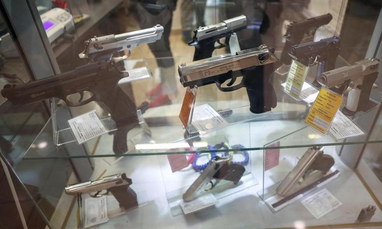 Dân Hungary đổ xô mua súng - ảnh 2