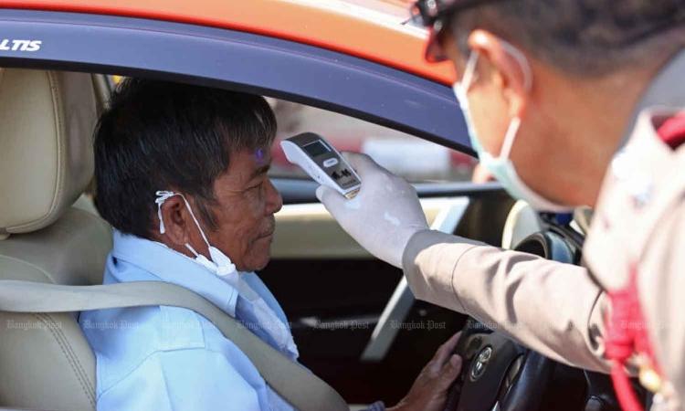 Số ca nhiễm nCoV ở Thái Lan vượt 1.000 - ảnh 1