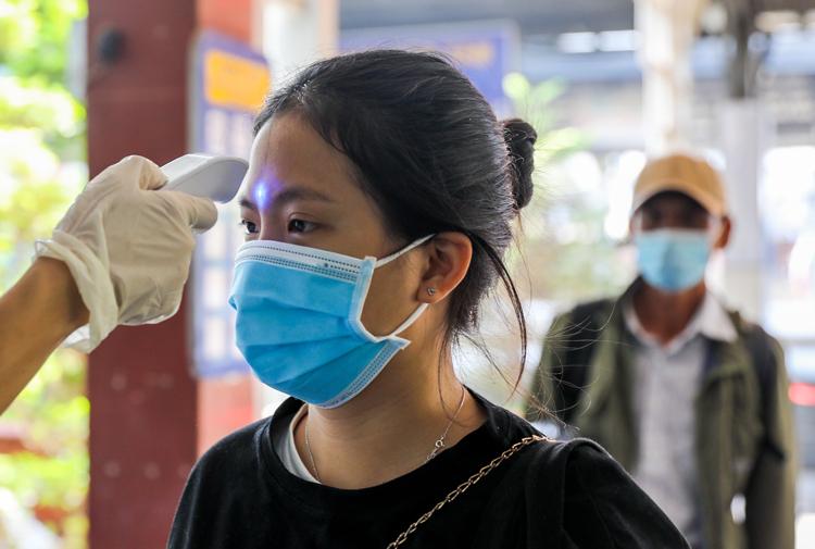 Người Sài Gòn sẽ bị phạt nếu không đeo khẩu trang - ảnh 1
