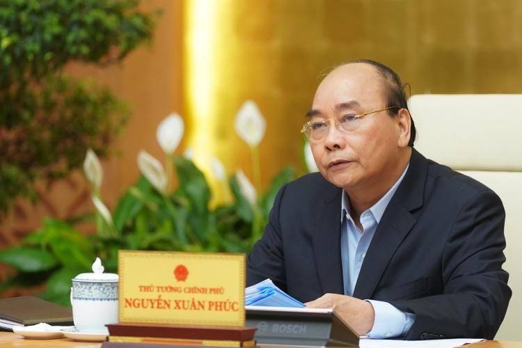 Thủ tướng Nguyễn Xuân Phúc dự họp trực tuyến G20 - ảnh 1