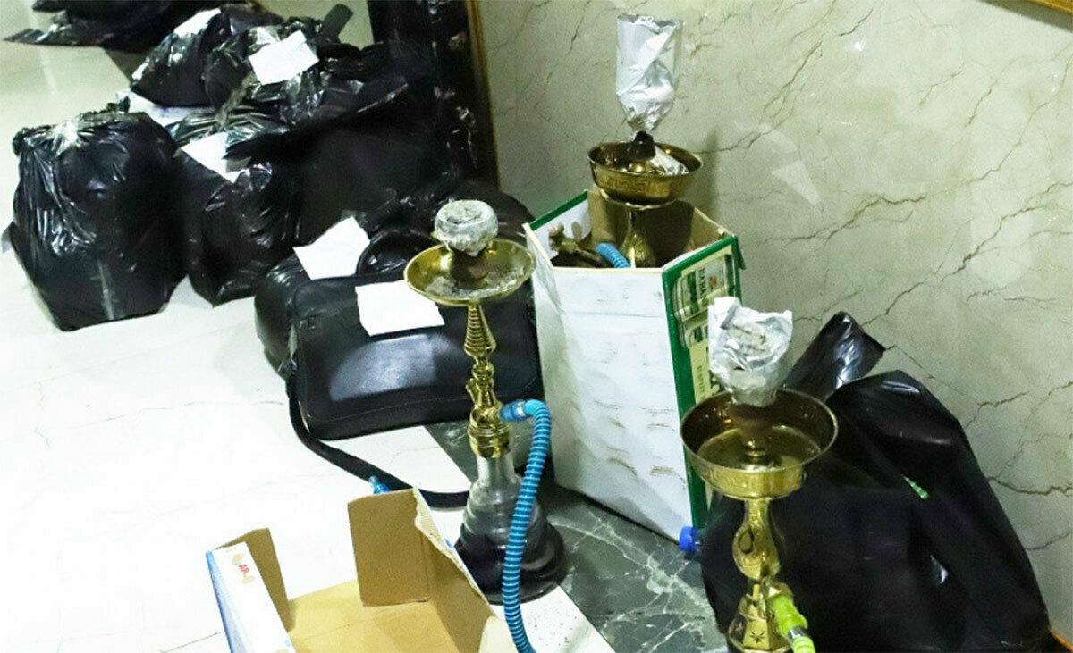 76 người tham gia tiệc ma túy trong khách sạn - ảnh 2