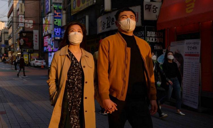 Hàn Quốc thuyết phục người dân ở nhà - ảnh 1