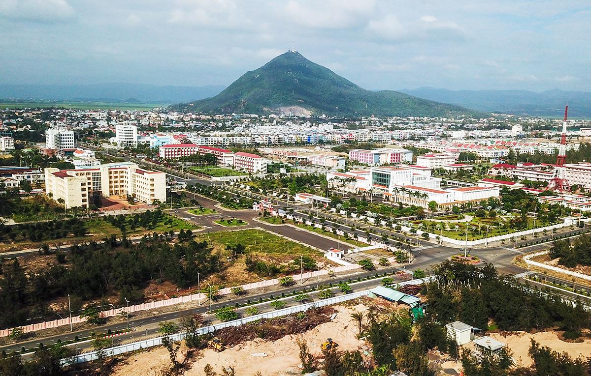 Phú Yên muốn xây trung tâm hành chính 650 tỷ đồng - ảnh 1