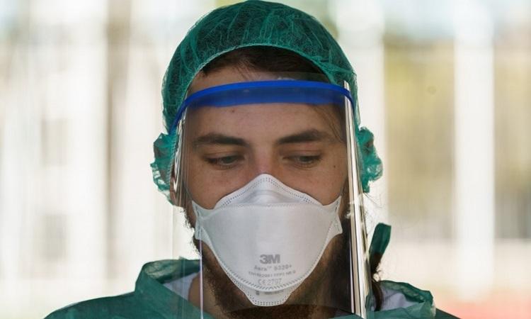 Người chết vì nCoV ở Tây Ban Nha tăng kỷ lục - ảnh 1