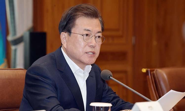Hàn Quốc dự kiến cấp gần 5 tỷ USD tiền mặt cho dân - ảnh 1