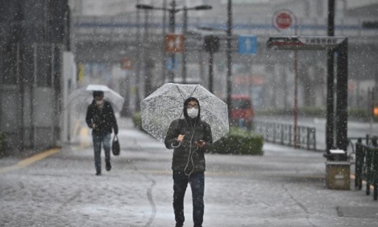 Tokyo ghi nhận số ca nhiễm mới nCoV cao chưa từng có -